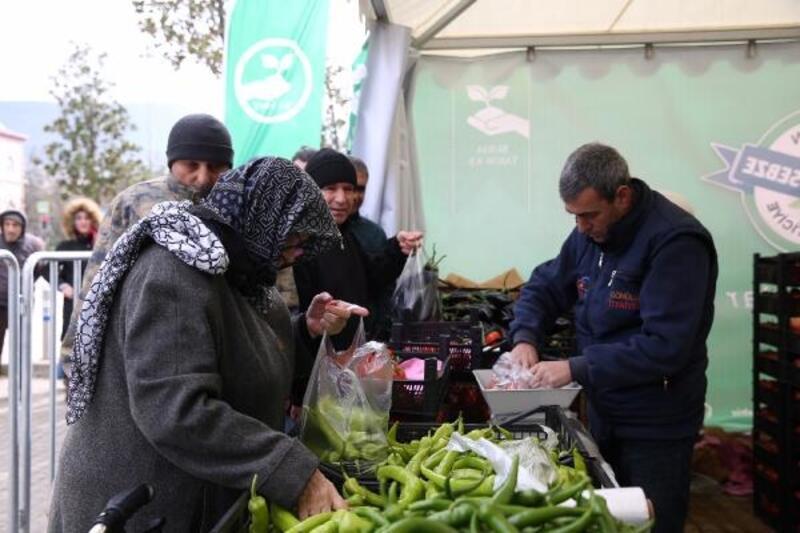 Bursa'da Tanzim satışlara seçim nedeniyle 2 gün ara verildi