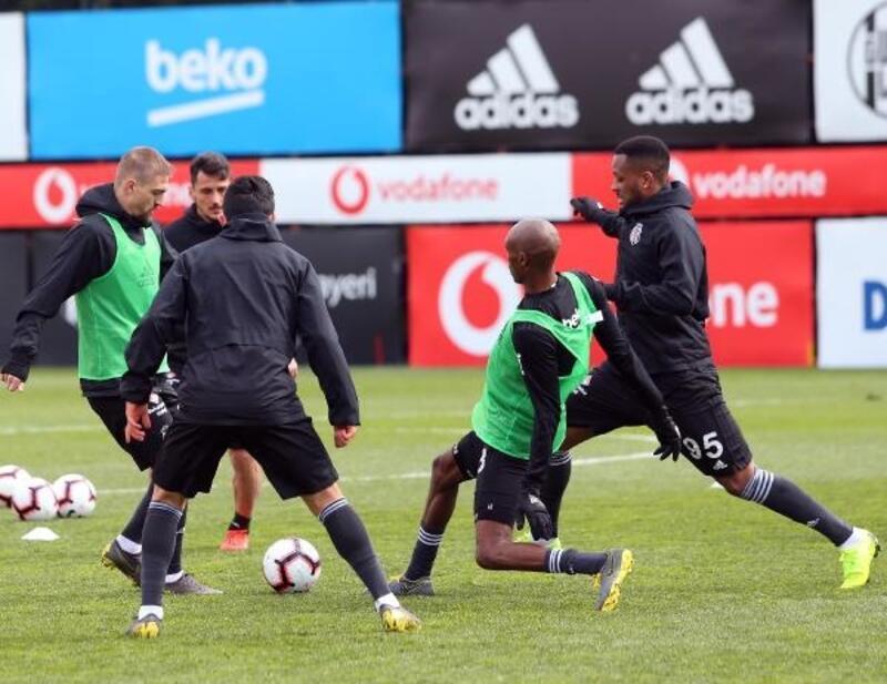 Beşiktaş, Çaykur Rizespor maçının hazırlıklarına devam etti