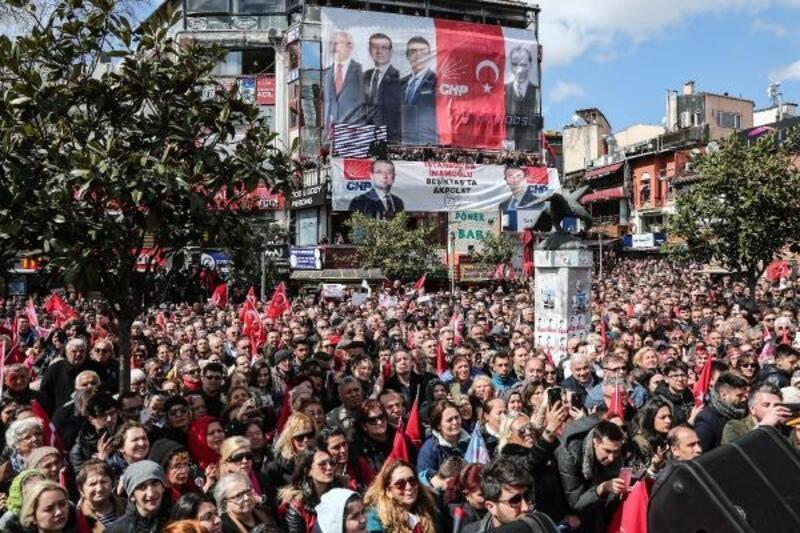 Ekrem İmamoğlu, Beşiktaş'ta konuştu