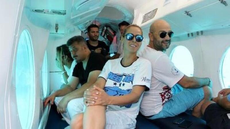 Gemlik'te kondere çıkmayan Niran Ünsal'ın menajeri konuştu