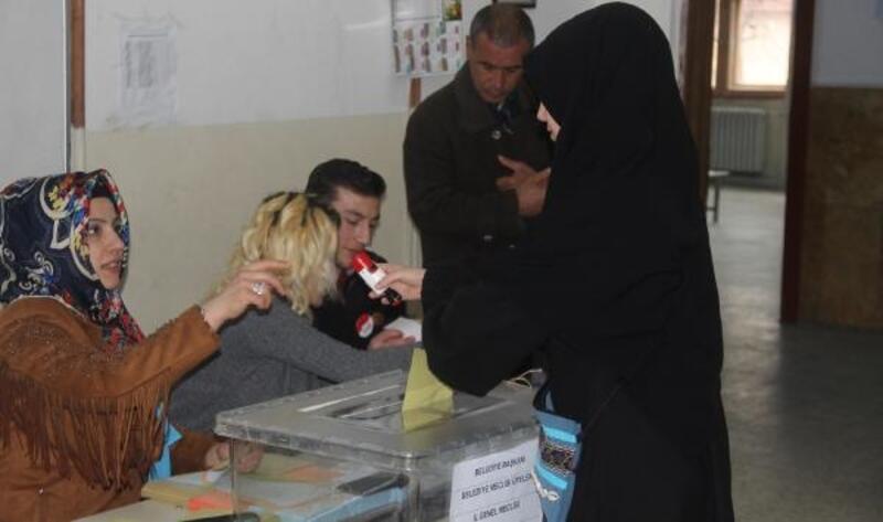 Elazığ'da seçimlerde 5 bin güvenlik görevlisi görev aldı