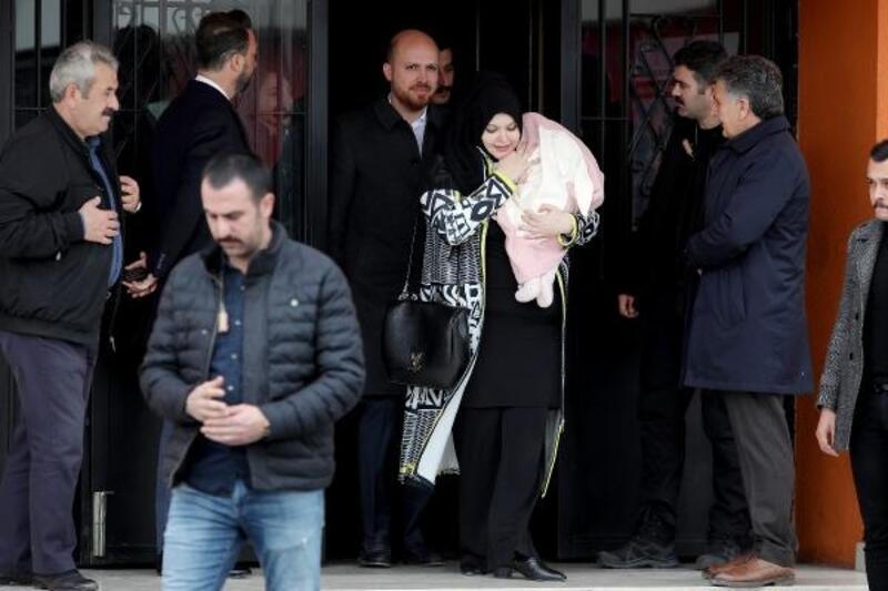 Bilal Erdoğan oyunu Üsküdar'da kullandı