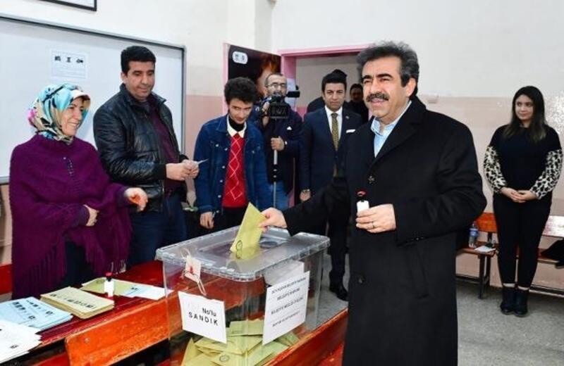 Diyarbakır'da seçim güvenliğini 15 bin güvenlik görevli sağlıyor