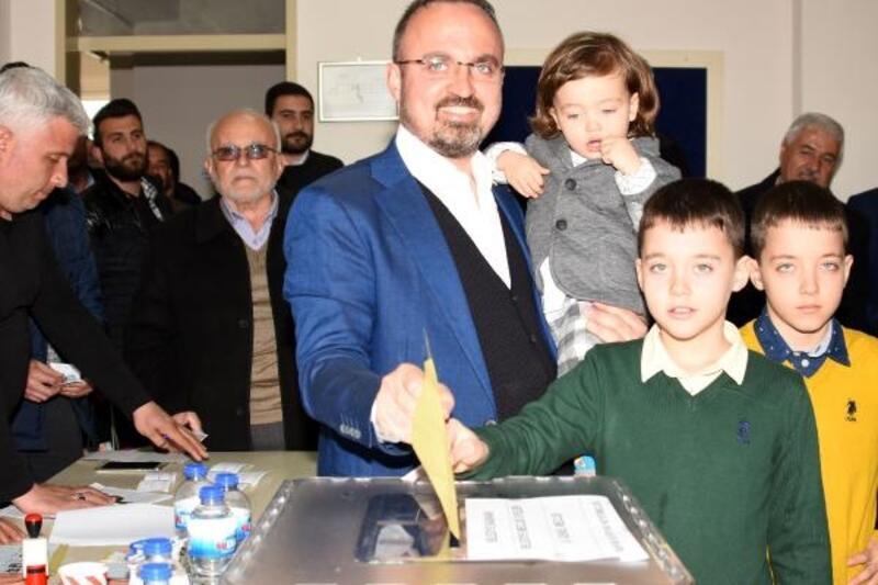 AK Parti Grup Başkanvekili Turan:Milletimizin tercihine hep beraber saygı duyacağız