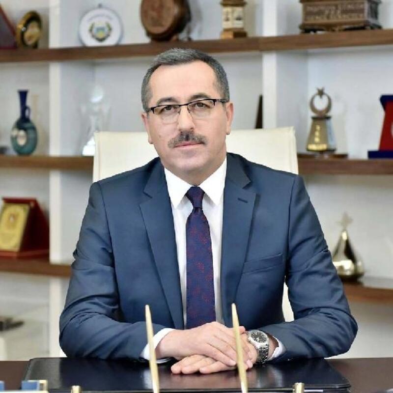 Kahramanmaraş'ın yeni başkanı, AK Parti'li Hayrettin Güngör oldu