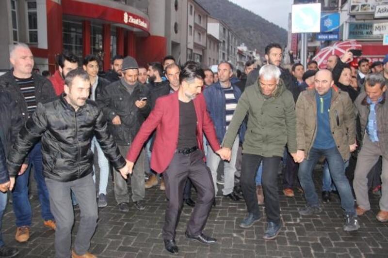 Gümüşhane'de başkanlık AK Parti'li Ercan Çimen'in