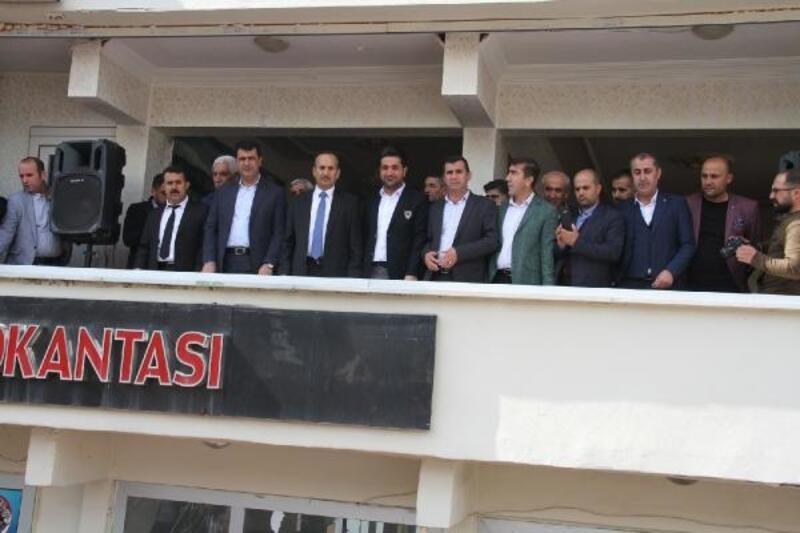 AK Parti'li Saklı: Şemdinli'de huzur kazandı