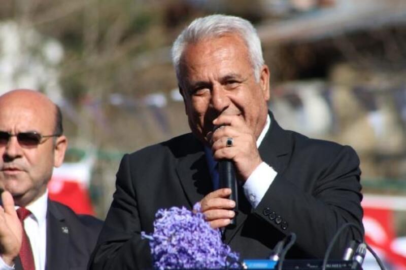 Feke'de Ahmet Sel, 3'ncü dönem kazanan ilk belediye başkanı oldu