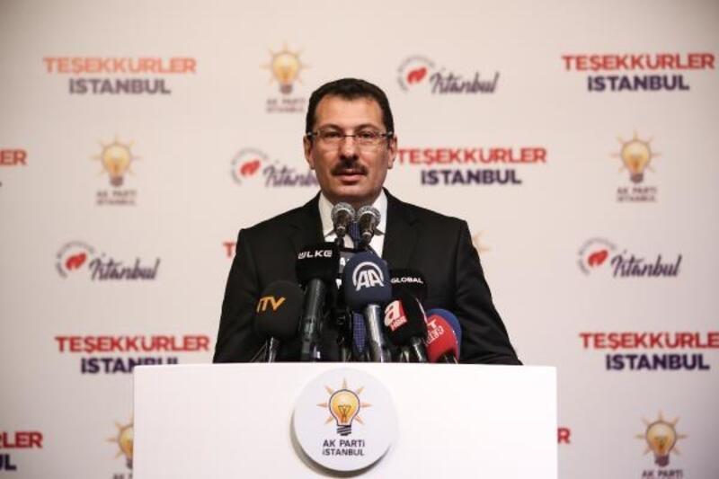 AK Parti Seçim İşleri Başkanı Yavuz açıklama yaptı