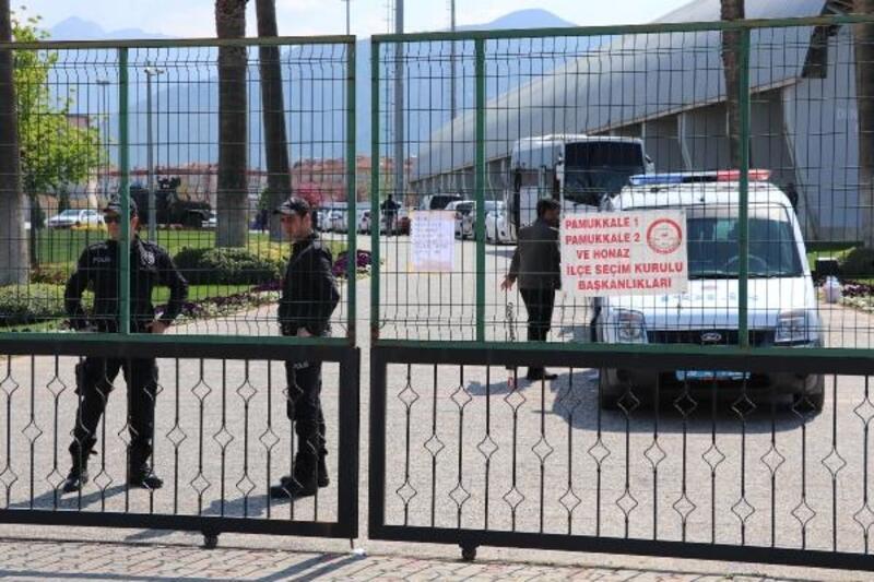 Honaz ve Babadağ'da oylar yeniden sayıldı, fark azaldı ama başkanlar değişmedi