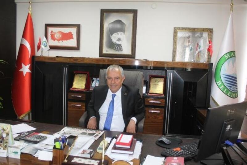 Manyas Belediye Başkanı Başkan Barcin güven tazeledi