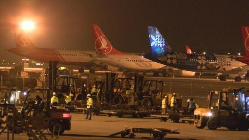 """Atatürk Havalimanı'ndan """"Büyük Taşınma"""" başladı"""