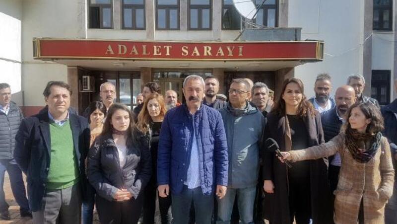 Tunceli'de Maçoğlu, mazbatasını aldı