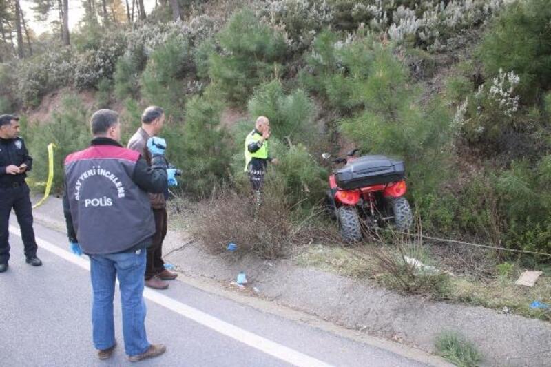 Kocaeli'de ağaca çarpan ATV'nin sürücüsü öldü
