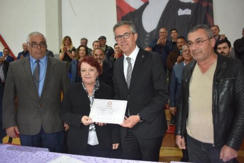 Gaziemir'de başkan seçilen Arda, 93 yıl sonra dedesinin koltuğuna oturacak