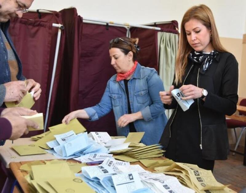 Bergama'da CHP itiraz etti, AK Parti'nin oyu yükseldi