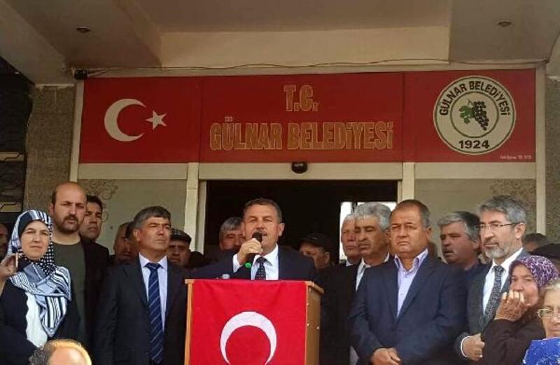 Gülnar'da Başkan Ünüvar mazbata aldı