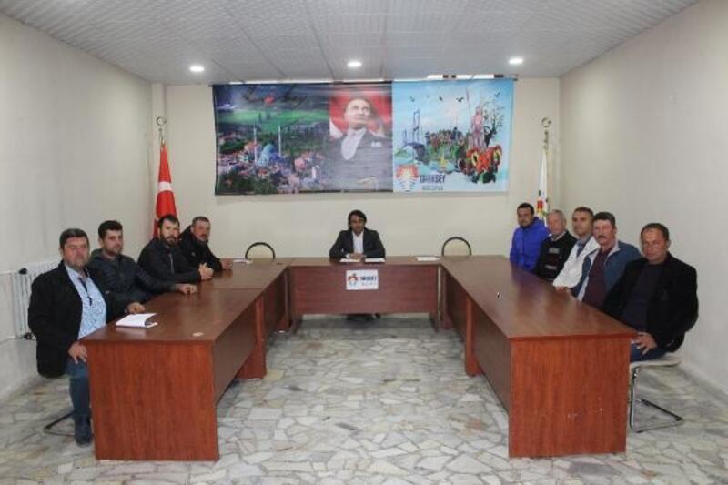 Umurbey Belediyesi'nde ilk Meclis toplantısı yapıldı