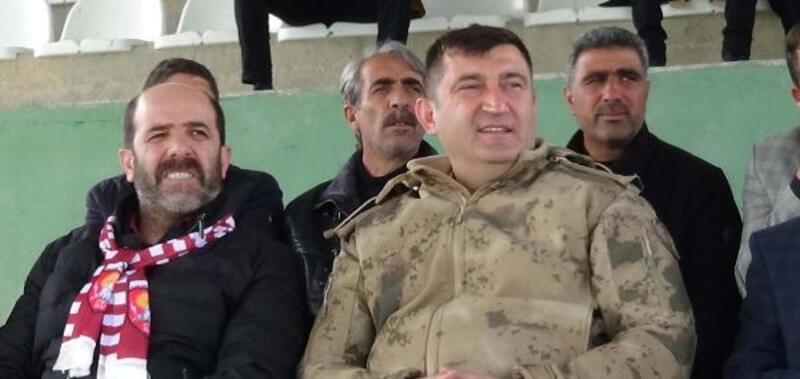 Anadolu Güvenlik Korucuları ve Şehit Aileleri Genel Başkanı Sözen Erciş'te