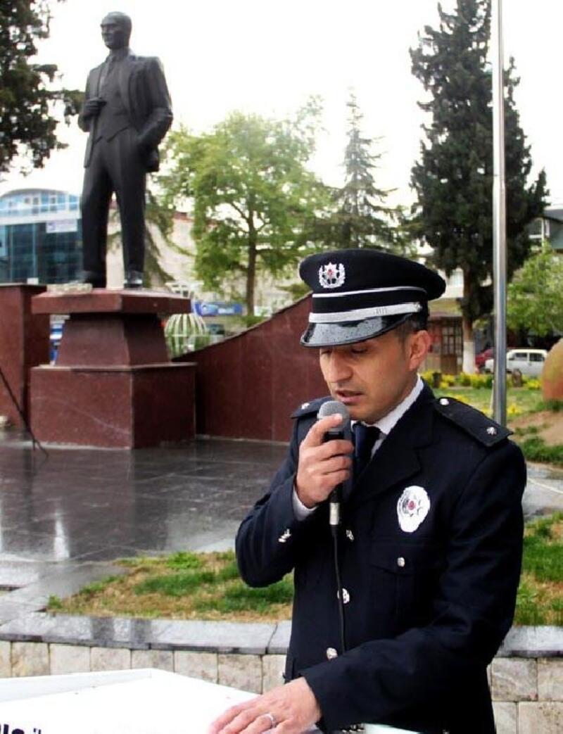 Sarıgöl'de Polis Teşkilatı'nın 174'üncü yıl dönümü kutlandı