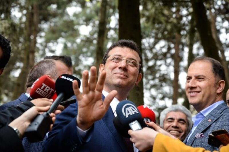 Ekrem İmamoğlu: YSK'dan son derece kararlı bir duruş bekliyoruz