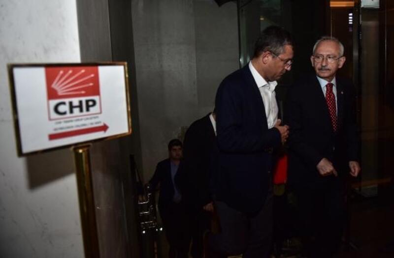 İstanbul'da TBMM CHP Grubu İstişare toplantısı