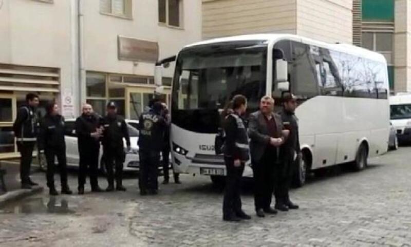 Uşak'ta suç örgütü operasyonda 7 tutuklama
