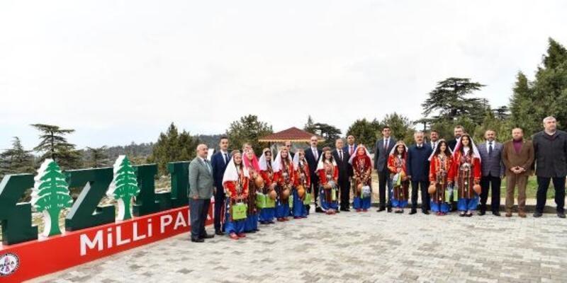 Kızıldağ'da Turizm Haftası kutlandı