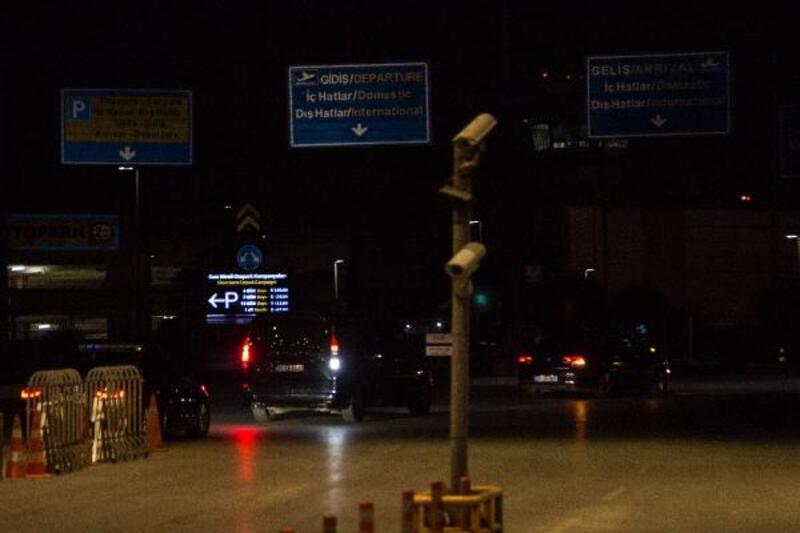 Cumhurbaşkanı Erdoğan Ankara'dan İstanbul'a geldi