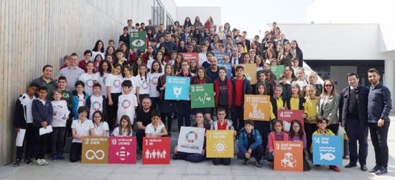 Lüleburgaz'da gençler küresel sorunlara çözüm üretecek