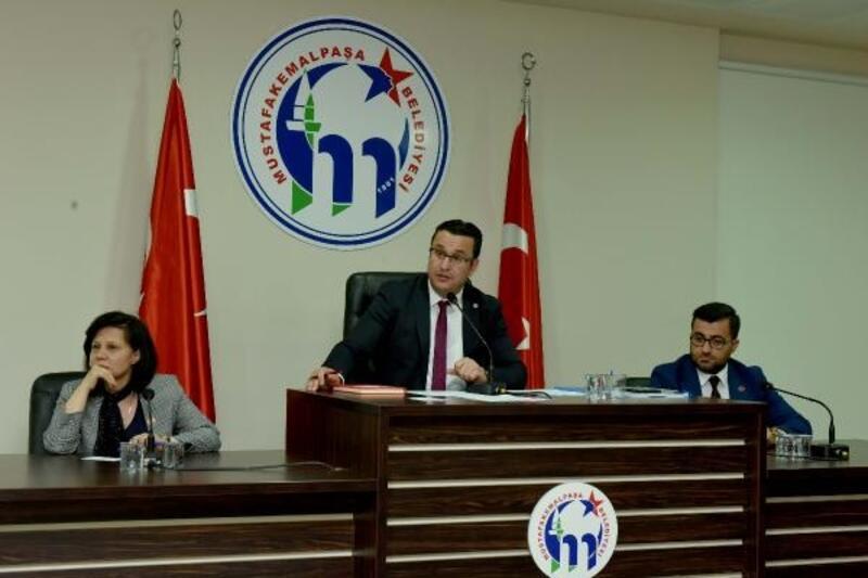 Mustafakemalpaşa Belediyesi, ilk meclis toplantısını gerçekleştirdi