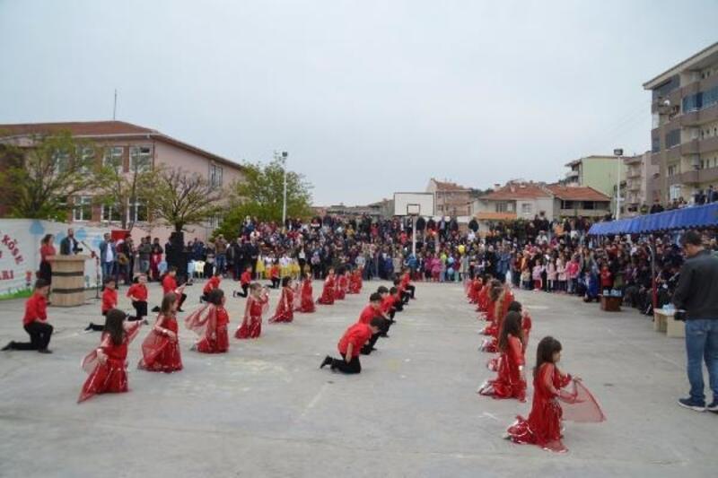 Çan'da 23 Nisan coşkusu yaşandı