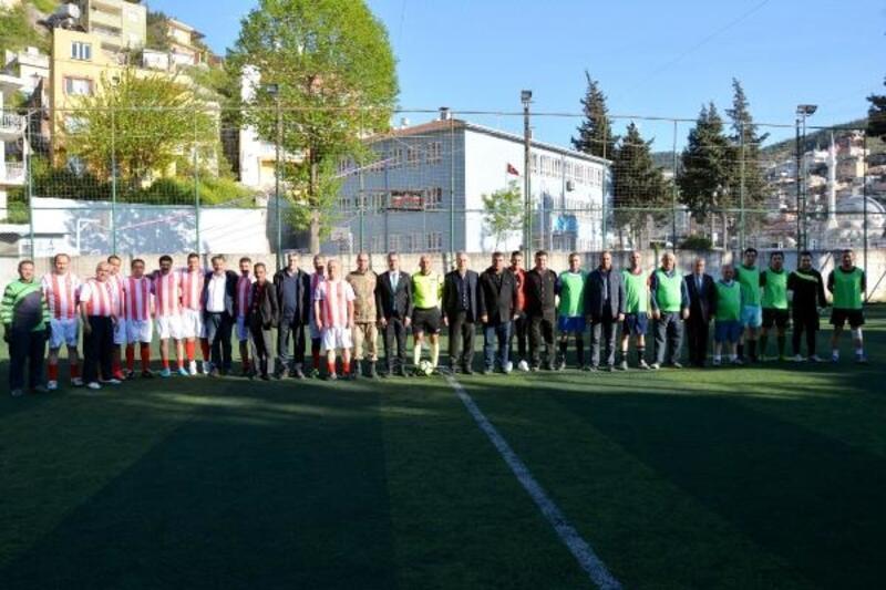 Belen 1. Geleneksel Futbol Turnuvası