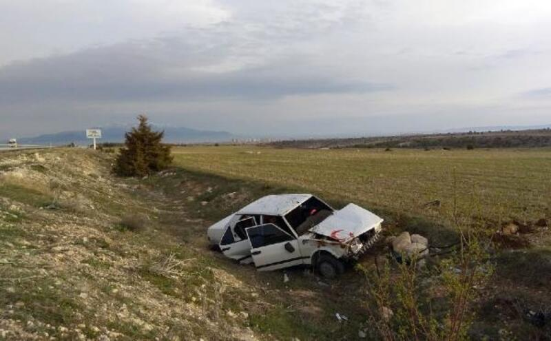Hastane yolunda kaza: 5 yaralı