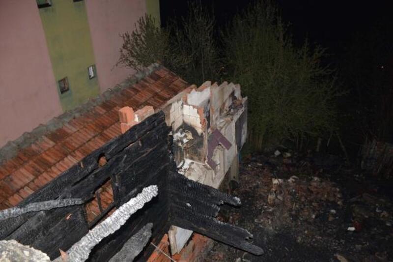Sinop'ta 3 kişinin öldüğü belirtilen yangında, 2 kişinin cesedi kayıp