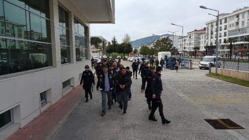 Ordu ve Trabzon'da tefecilik operasyonu