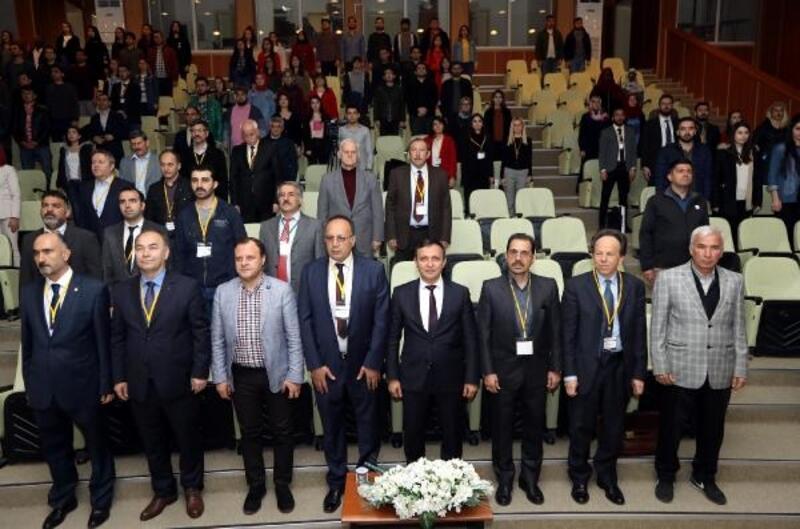 ERÜ'de 'Uluslararası Erciyes Tarım, Hayvan ve Gıda Bilimleri' konferansı