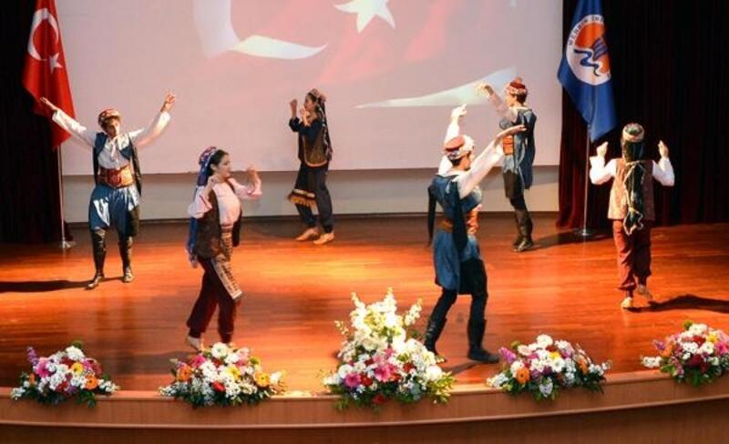 MEÜ 25'inci Kültür ve Spor Şenliği başladı