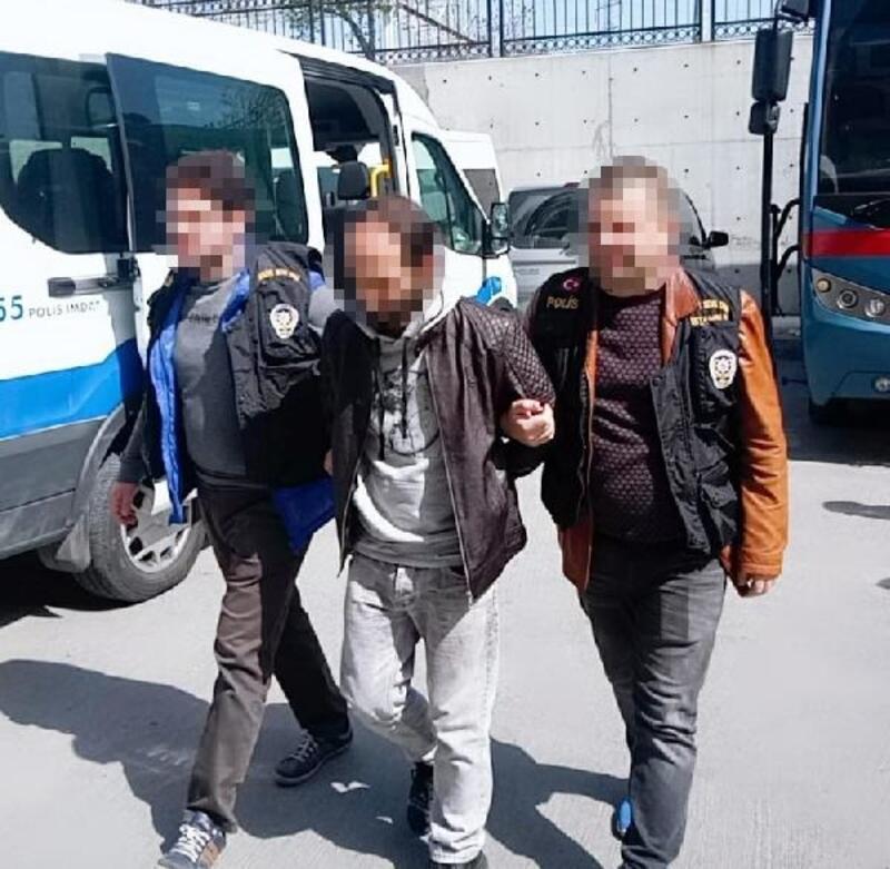 Avcılar'da metrobüste kadını taciz eden şüpheli tutuklandı