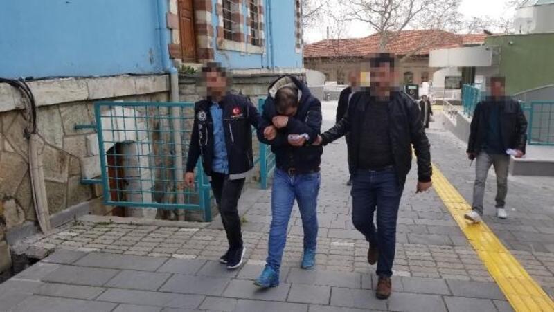 Uyuşturucuyla yakalanan İranlı şüpheli tutuklandı