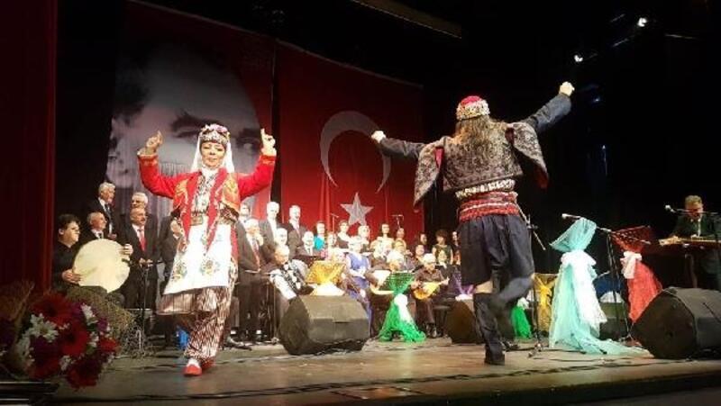 Sevgi ve Kardeşlik Korosu'ndan 'Bahara Merhaba' konseri