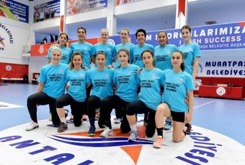 Muratpaşa'da şampiyonluk hesabı