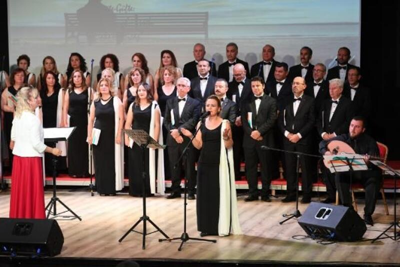 Konyaaltı Belediyesi TSM Korosundan konser