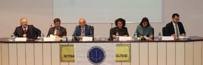 ERÜ'de 'Özel Hukukun Güncel Meseleleri' sempozyumu