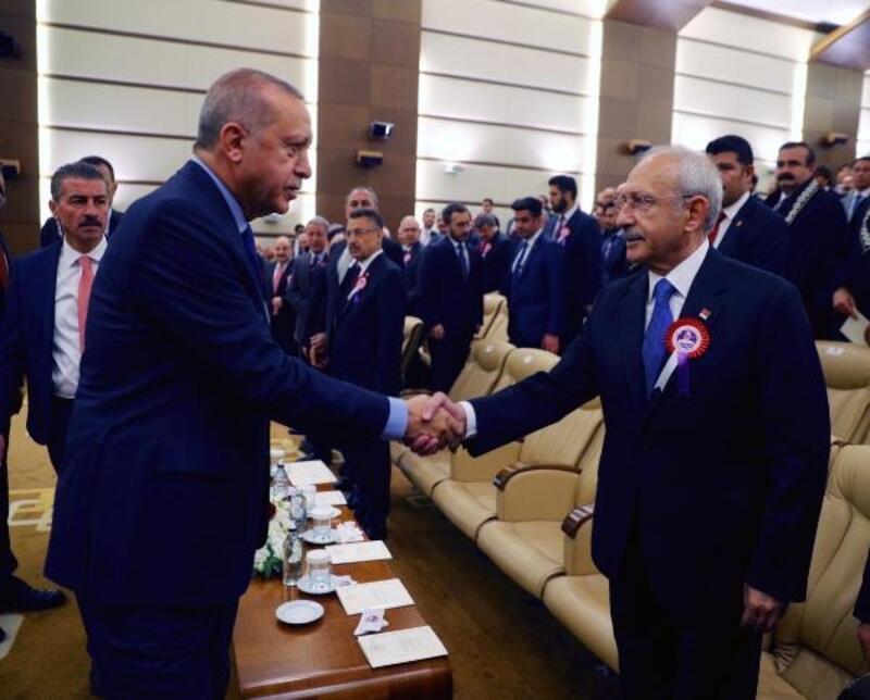 AYM Başkanı Arslan: Yargı bağımsızlığı, demokratik hukuk devletinin gereklerindendir