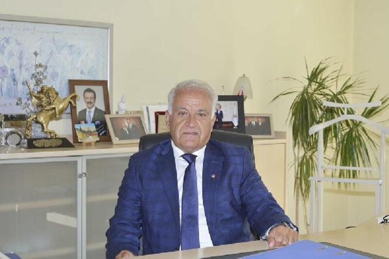 """YTSO Başkanı Becan: """"Haksız rekabete neden oluyor"""""""