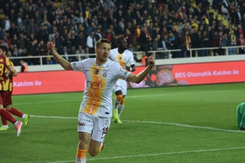 Evkur Yeni Malatyaspor - Galatasaray maçından notlar