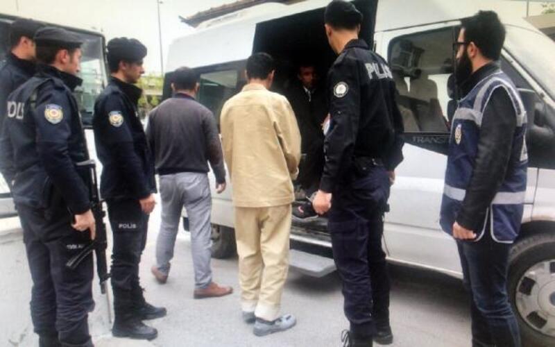 Polisten 'aranan' kişi operasyonu