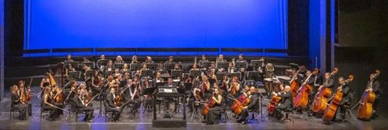 Antalya DOB'tan senfonik konser
