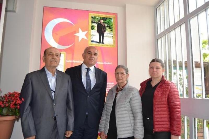 Şehit Piyade Teğmen Bozkurt'un isimi ölümsüzleşti